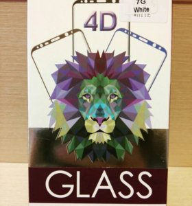 Защитное стекло 4d iPhone7