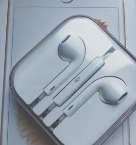 Наушники EarPods для IPhone