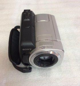 Видеокамера Sony Handycam dcr-46 Hybrid