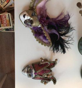 маски из Венеции