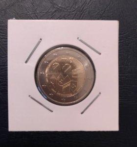 Юбилейная 2 евро, Португалия