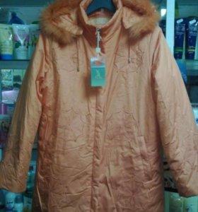 Куртка, зима, демисезон.