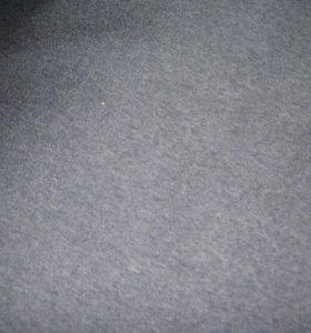 Ткань воен. (шинель полков СССР) серый длина 340см