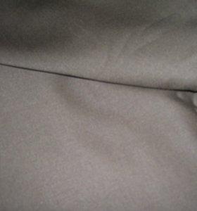 Ткань военная хаки (времен СССР) длина 150см