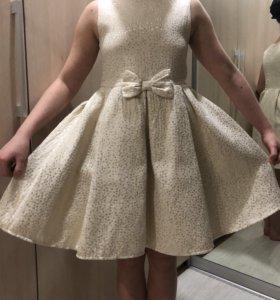 Платье LC WAIKKI рост 140-146 (10-11 лет)