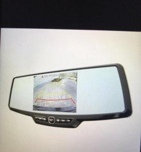 Зеркало Камера видеорегистратор hd