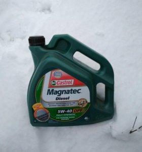 Моторное масло Castrol Magnatec Diesel 4л