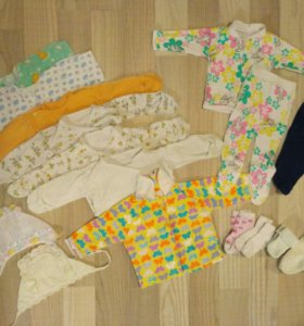 Одежда для новорожденных, детские вещи