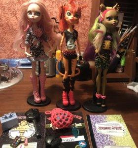 Куклы «Monster Hight»