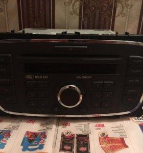 Штатный магнитофон форд фокус 2 рестайлинг