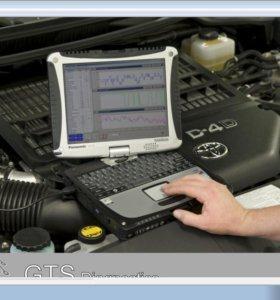 Диагностика кпп-Робот(ммт) Toyota в Выксе