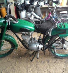 Мотоцикл раритет