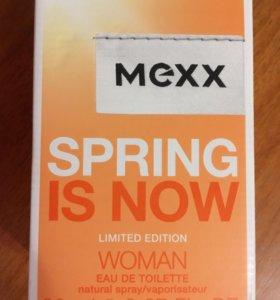 Духи женские Mexx