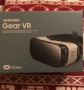 Samsung Gear VR очки виртуальной реальности