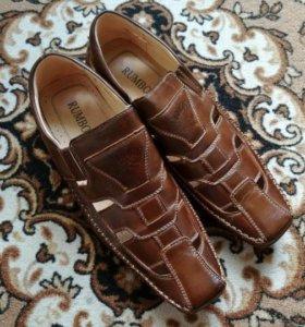 Туфли/ботинки новые