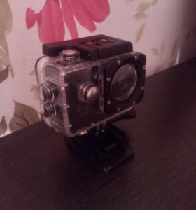 Экшен камера HD