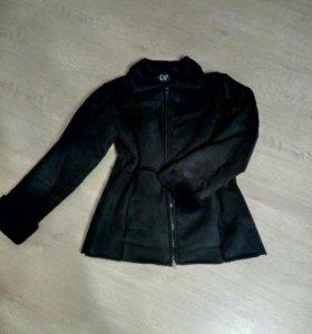 Куртка , дубленка,  бренд Carolin Vanity