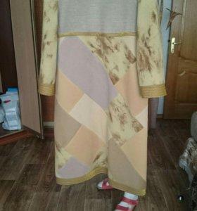 Платье -пальто