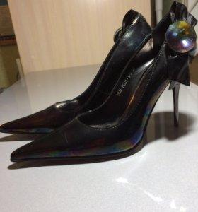 Туфли новые Paolo conte 37