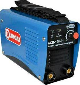 Сварочный аппарат инверторный АСИ 190_01 Диолд.