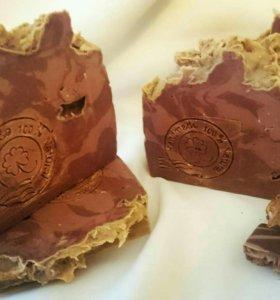 Шоколадное мыло с нуля (натуральная косметика)
