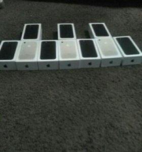 Коробка на iPhone 7
