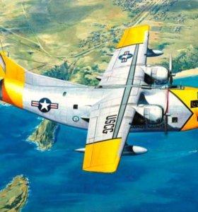 Модель R062 Fairchild HC-123B Provider 1/72 Roden
