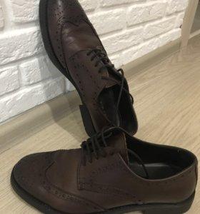 Ботинки мужские Zara