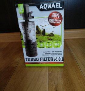 Фильтр для аквариума TURBO 500