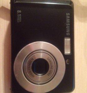 Фотоаппарат Samsung 8.1mega pixels