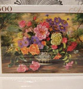 Пазл мозайка 1500 деталей
