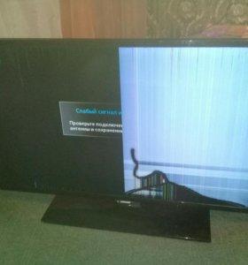 Телевизор 40 диагональ