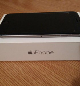 iPhone 6 Space Gray (16 gb)