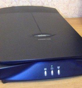 Продам сканер BenQ 5560B