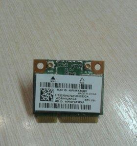Wi-Fi,Bluetooth модуль для ноутбука.