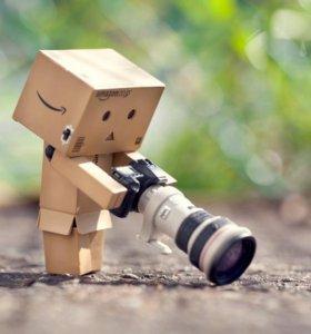 Услуги видеографа (свадьба, юбилей, дети)