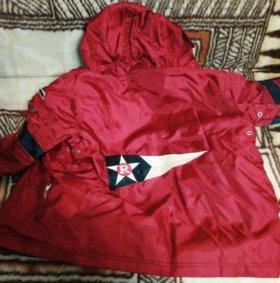 Куртка+толстовка