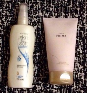 Новый парфюмированный лосьон для тела, масло-спрей