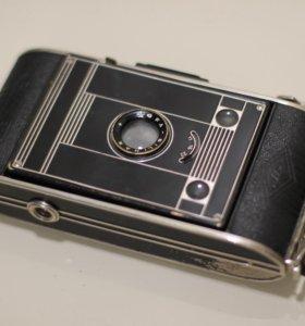фотокамера Agfa Billy-Clack Германия 1934г. трофей