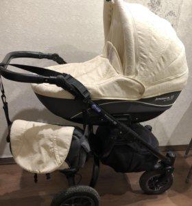 Коляска детская Adamex Jogger 2в1