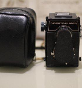 Фотоаппарат Любитель 166В (ЛОМО) 1980г.