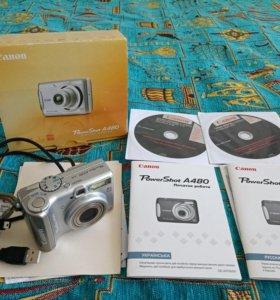 Фотоаппарат Canon Power Shot A530