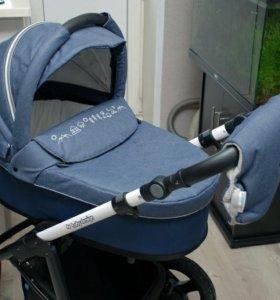 Коляска Baby Design Husky 2 в 1