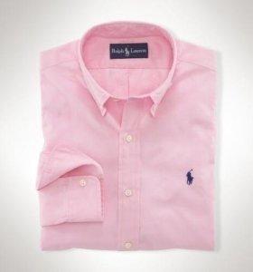 Новые мужские рубашки Polo Ralph Lauren