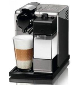 Кофемашина капсульная Nespresso De Longhi EN550