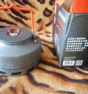Чайник Bulin туристический походный 1.1L
