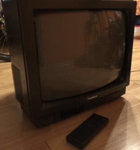 Телевизор GoldStar model No. CKT-9742