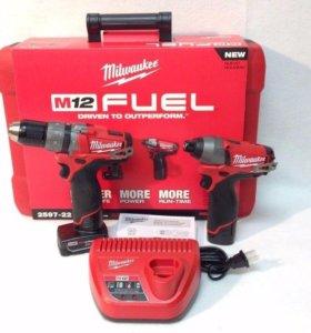 Набор инструментов Milwaukee 2597-22 M12 FUEL