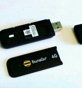 Высокоскоростные 4G LTE USB модемы
