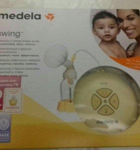 Молокоотсос электрический Medela Swing Single